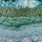 """森の水脈 """"Forest Groundwater Vein"""""""