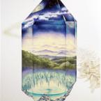 """水晶風景 """"Landscape in a Crystal"""""""